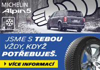 Michelin Alpin5